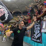 Mihai Stoica a revenit pe bancă aseară, la meciul cu Sepsi, încheiat 1-1 / FOTO: Cristi Preda (GSP)