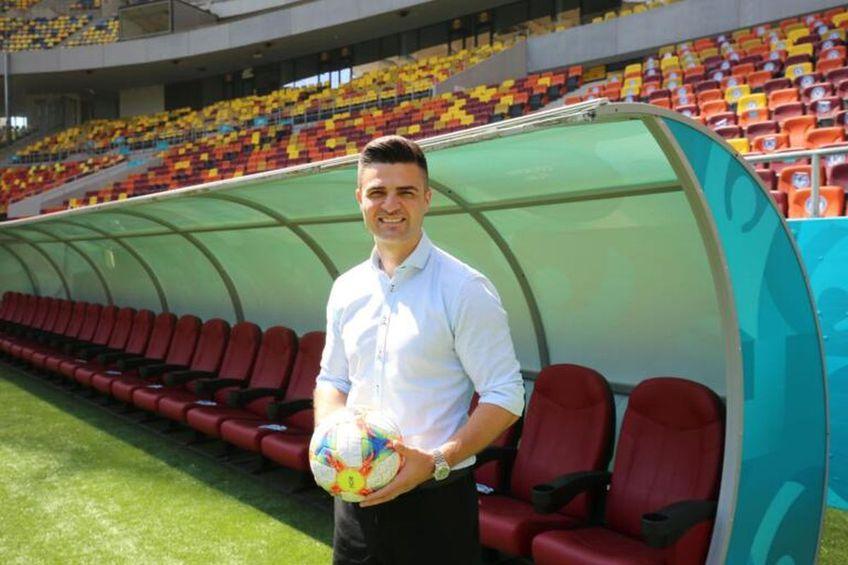 Florin Bratu, noul selecționer al României U21, a anunțat lotul convocat pentru cele două amicale din luna septembrie.