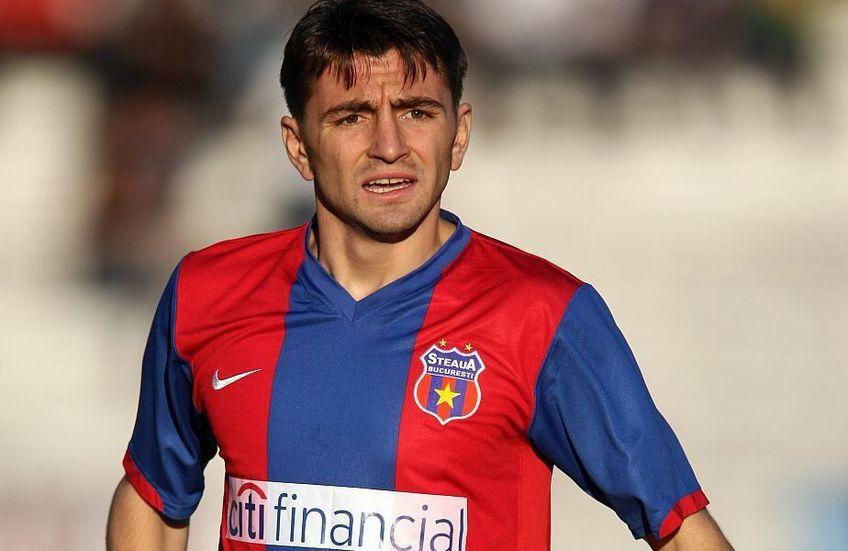 Romeo Surdu, în timpul carierei de fotbalist