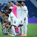 Naționala Israelului la meciul cu Scoția, de la începutul lunii