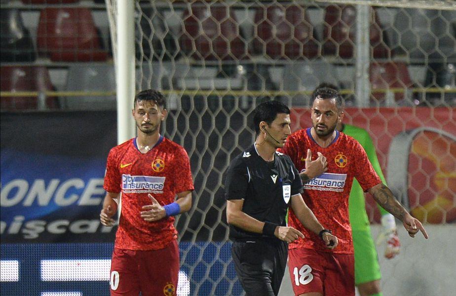 FCSB a fost eliminată din Europa League