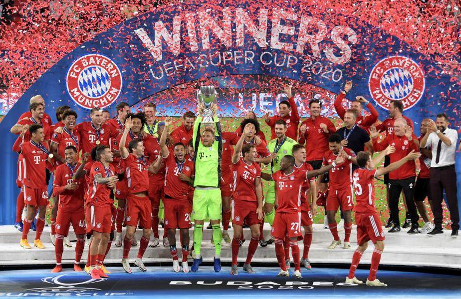 Bayern Munchen, supercampioana Europei // foto: Guliver/gettyimages