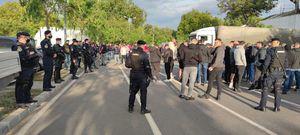 Conflict în stradă, la Timișoara, între ultrașii lui Dinamo și cei ai lui ASU Poli