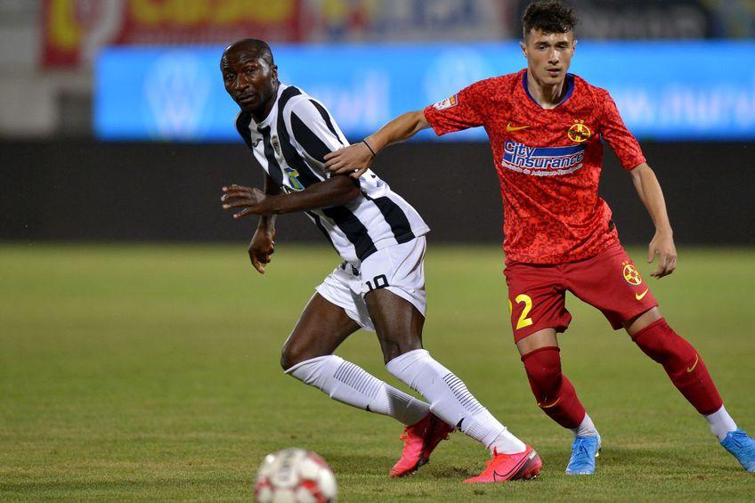 Kehinde Fatai (în stânga) / foto: Arhivă Gazeta Sporturilor