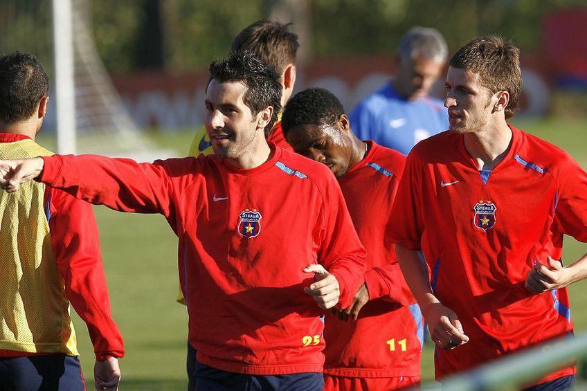 Florin Lovin (în dreapta) / Sursă foto: Arhivă Gazeta Sporturilor