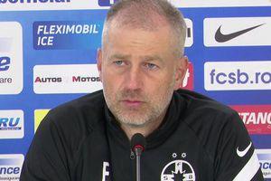 """Edi Iordănescu, furios: """"Greșeli de neacceptat! Eu nu lucrez cu jumătăți de măsură"""" + Cere ca FCSB să joace în Ghencea!"""