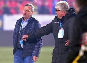 """Mircea Rednic ar vrea să lucreze cu Ioan Andone la Dinamo! Răspunsul """"Fălcosului"""": """"Vin doar șeful lui"""""""