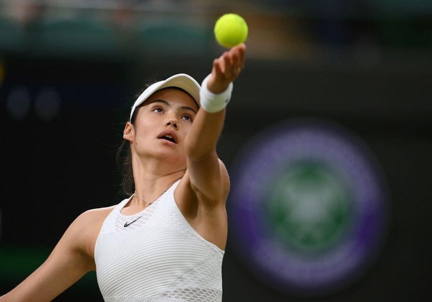 Britanica Emma Răducanu (18 ani, 22 WTA) a anunțat ruperea colaborării cu antrenorul Andrew Richardson, cel care i-a fost alături la triumful de la US Open 2021.