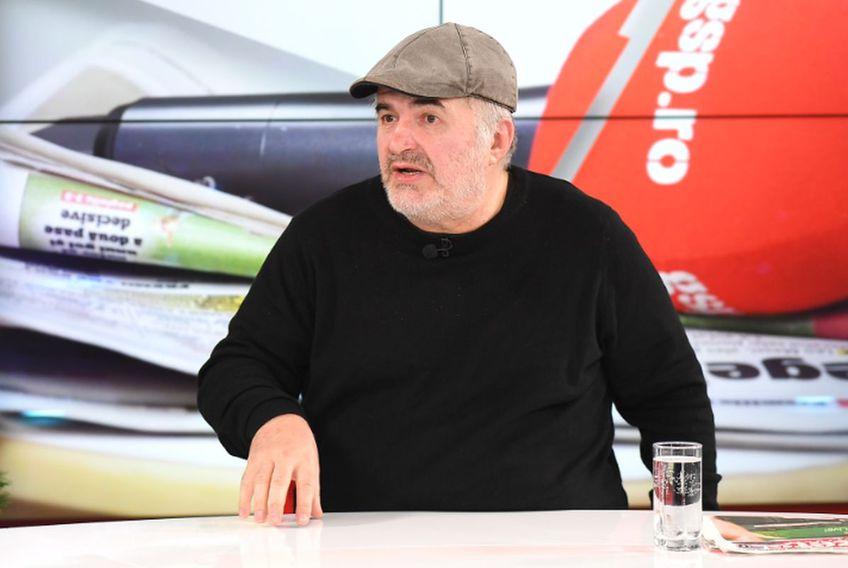Florin Călinescu, noua vedetă de la Prima TV, va comenta meciul FCSB - Academica Clinceni de sâmbătă (21:00, liveTEXT pe GSP.ro).