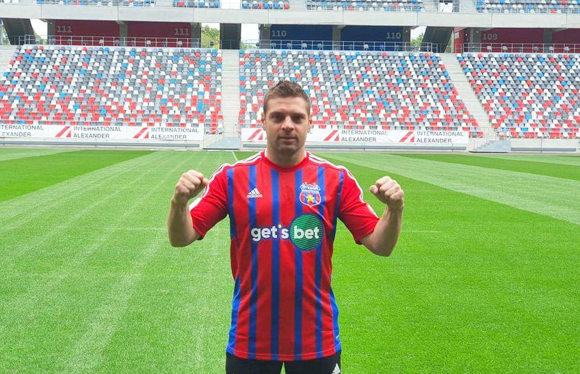 Lucian Filip (30 de ani), mijlocașul celor de la Academica Clinceni, a comentat mutarea lui Adi Popa (33 de ani) la CSA Steaua.