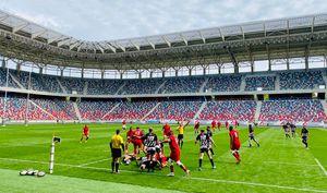 """Edi Iordănescu vrea pe Ghencea: """"Pentru rugby văd că se poate, pentru noi de ce nu?"""""""