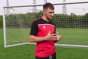 """What?! Deian Sorescu, declarație aiuritoare: """"Jucătorul meu preferat e Messi, dar îl prefer pe Ronaldo"""" :D"""