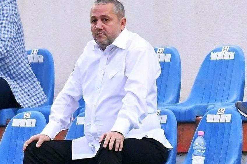 Mihai Rotaru, finanțatorul celor de la CS Universitatea Craiova, crede că rivalitatea cu FCU a fost deja tranșată.