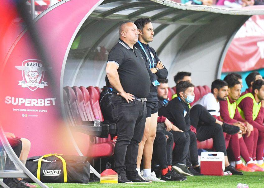 Rapid a fost învinsă de FC Voluntari, scor 0-1. Mihai Iosif (46 de ani), antrenorul giuleștenilor, a fost nemulțumit de atitudinea elevilor săi și spune că nu va ține cu dinții de post, dacă șefii vor hotărî să îl înlocuiască.