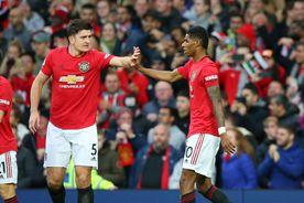 """Fulham - Manchester United: """"Diavolii"""" caută revenirea pe primul loc în Premier League! Cotă mărită la 50 pentru victoria lui United"""