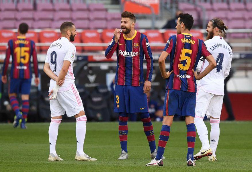 Barcelona - Real Madrid 24.10.2020