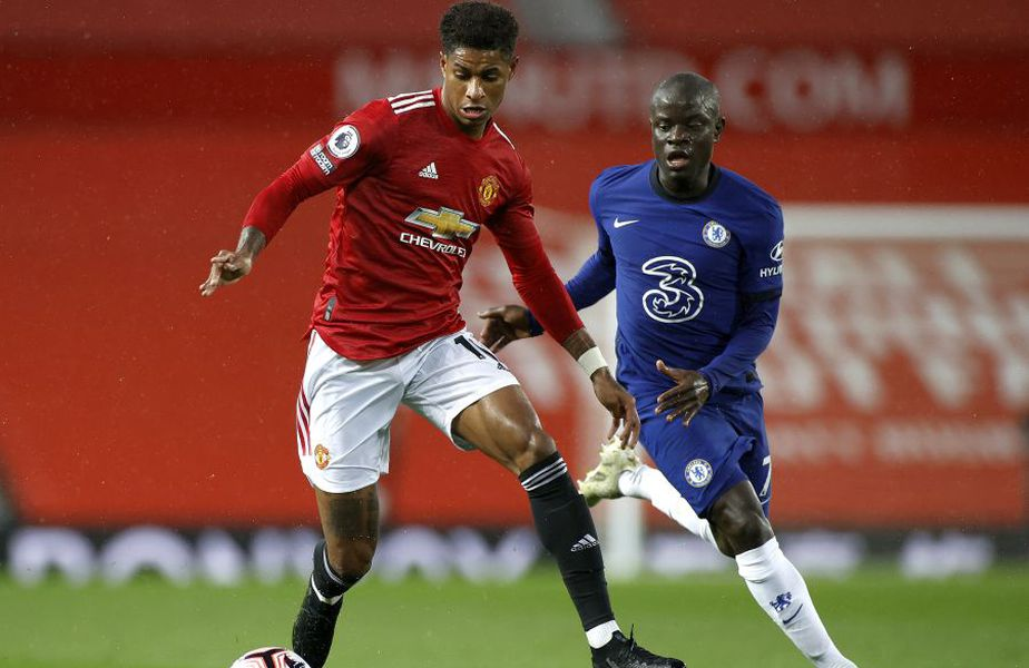 Manchester United - Chelsea // foto: Guliver/gettyimages