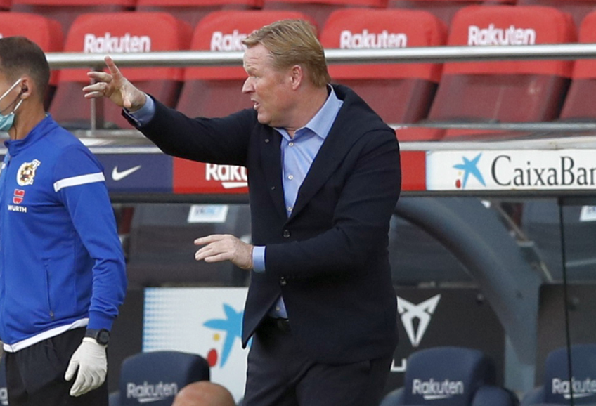 Ronald Koeman. foto: Guliver/Getty Images