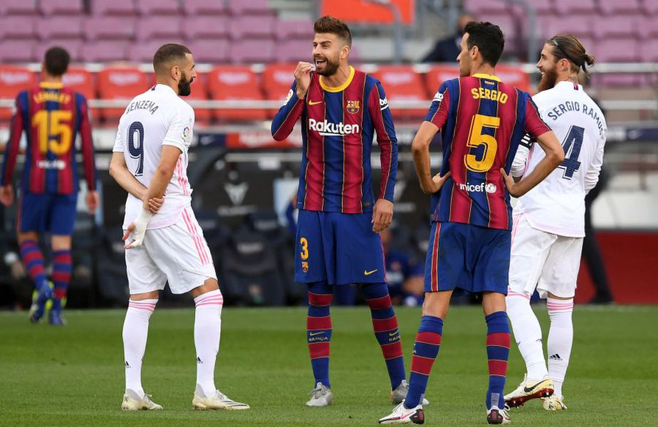 Barcelona - Real Madrid 1-3 // foto: Guliver/gettyimages