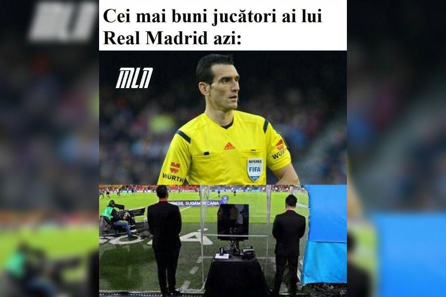 Glume Barcelona - Real Madrid 1-3