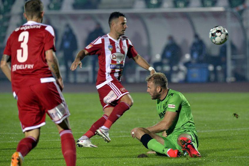 Sepsi OSK - Dinamo. foto: Cristi Preda