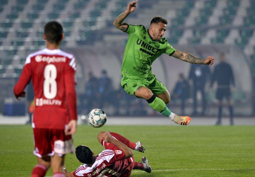 Sepsi OSK Sfântu Gheorghe - Dinamo 25.10.2020