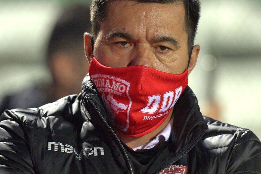 Cosmin Contra a avut un discurs nemilos după meciul cu Sepsi
