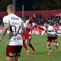 """""""E penalty clar!"""""""