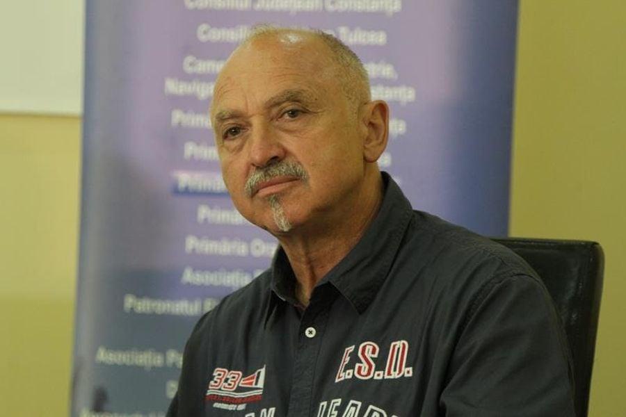 Paul Neagu, antrenorul lotului de bob