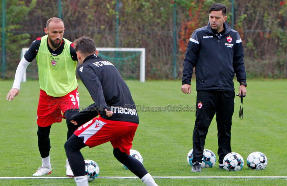 Problemele de la Dinamo ating noi dimensiuni penibile. foto: facebook/DinamoOfficial