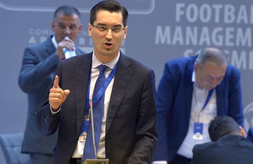 FRF a mai câștigat o bătălie cu Liga Profesionistă de Fotbal