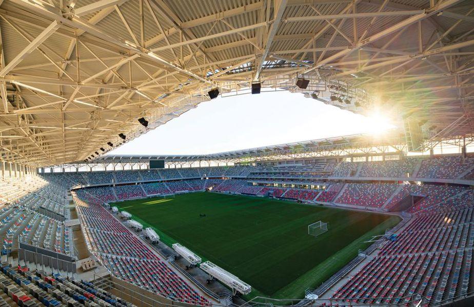 FRF a intrat în cursa pentru EURO 2023 cu 8 stadioane, unde ar urma să se desfășoare cele 31 de partide. Sursă foto: CNI