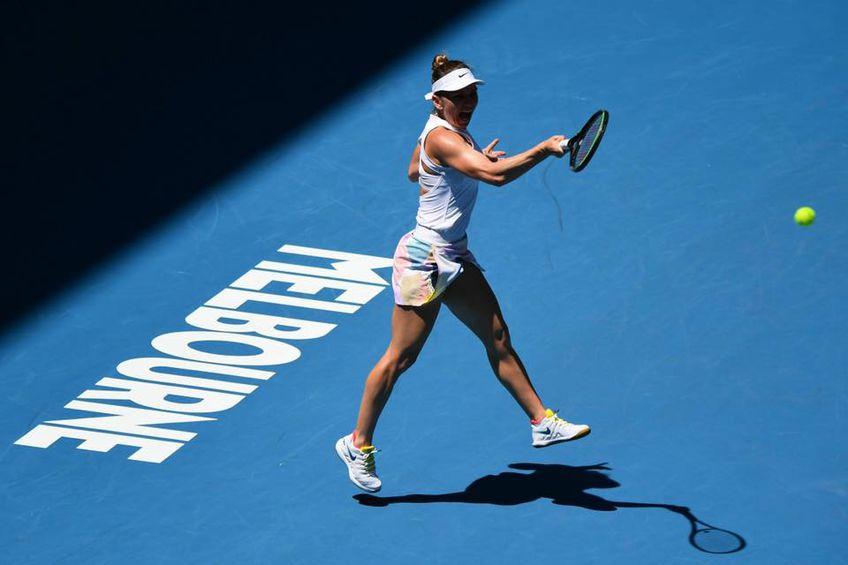 Simona, printre favoritele de la Australian Open 2021!