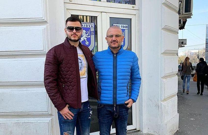 Adrian Mititelu junior a preluat frâiele echipei după arestarea tatălui său