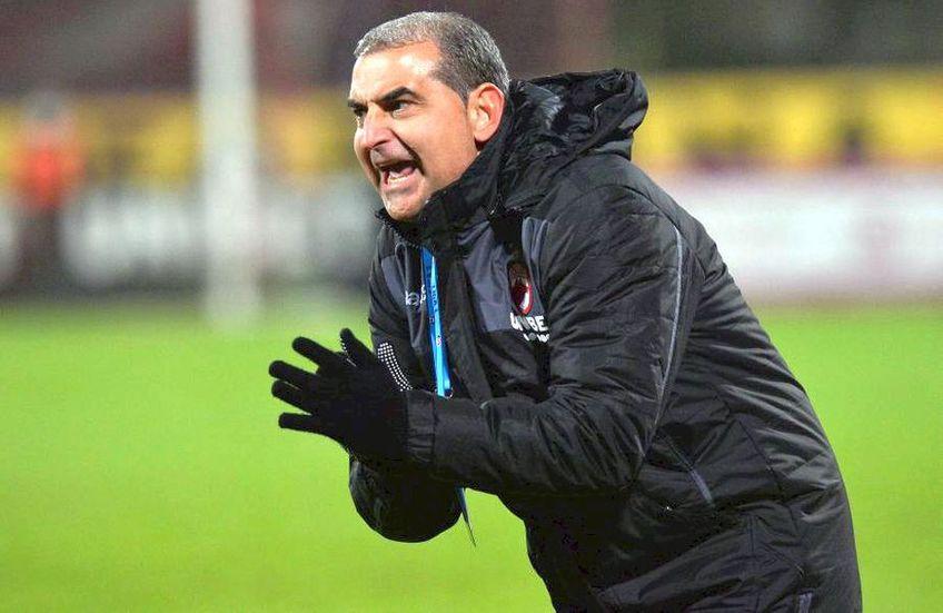 Ionel Gane a rămas fără Deian Sorescu