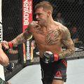 Dustin Poirier ar putea avea parte și de un nou meci contra lui Conor McGregor // FOTO: Reuters