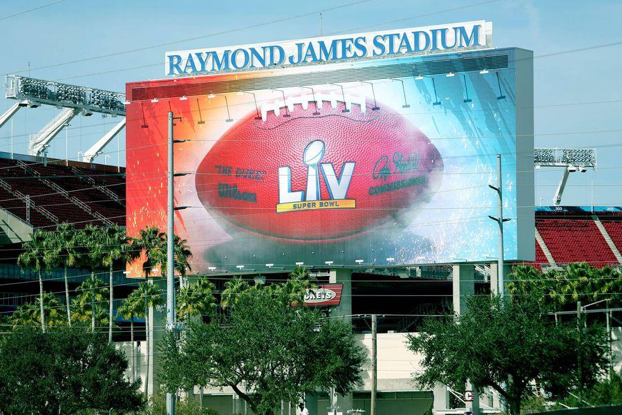 Raymond James Stadium FOTO IMAGO