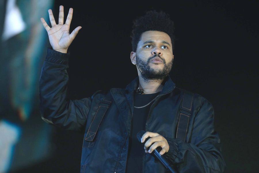 The Weeknd FOTO IMAGO