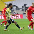 Kayserispor, echipa antrenată de Dan Petrescu, a fost surclasată la Istanbul de Fenerbahce, scor 0-3 @Twitter