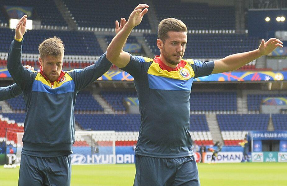 La finalul meciului Hermannstadt - CFR Cluj 1-3, Alex Chipciu și-a manifestat sprijinul față de fostul lui coleg de la FCSB, Mihai Pintilii. Mama lui Pintilii are probleme grave de sănătate.