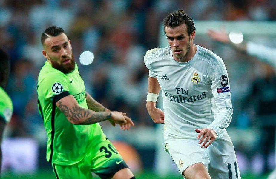 Real Madrid a eliminat-o în 2016 pe Manchester City în semifinalele Ligii Campionilor, 0-0 în Anglia, 1-0 în Spania. Foto: Guliver/GettyImages