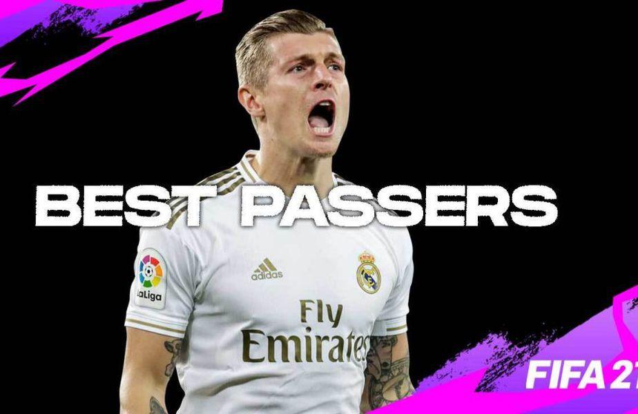 Mijlocașul german Toni Kroos, de la Real Madrid, este, fără îndoială, unul din cei mai buni mijlocași din jocul FIFA 21.