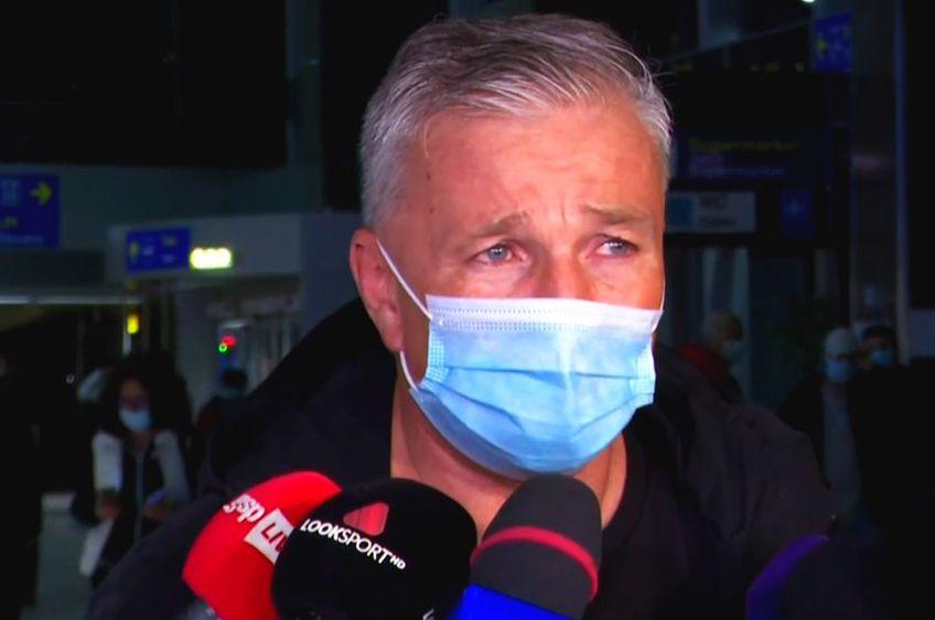 Dan Petrescu (53 de ani) a revenit în România, după despărțirea de Kayserispor.
