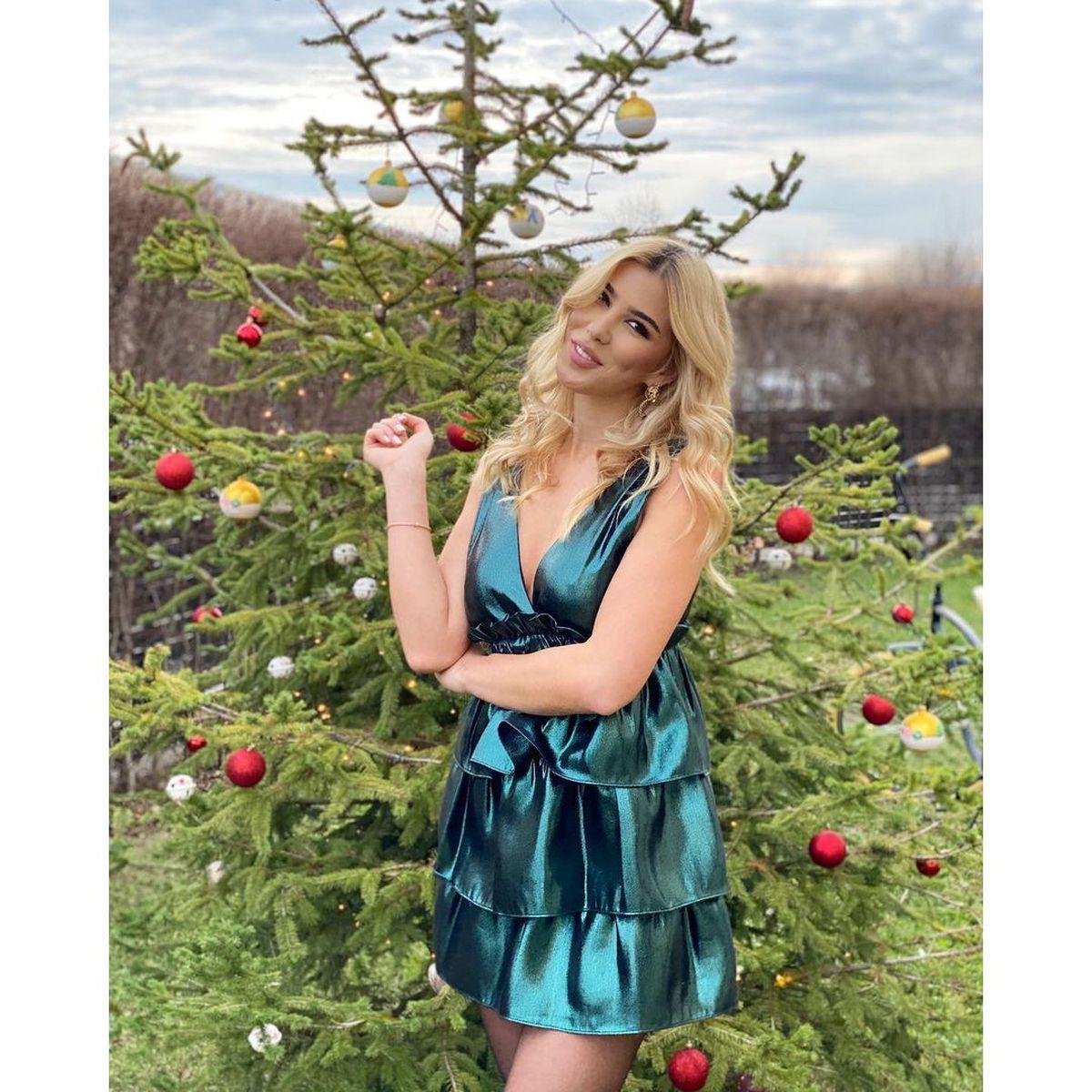FOTO Teodora Vochin, fiica lui Andrei Vochin