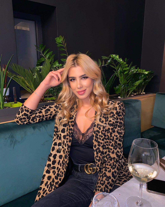 """FOTO Teodora, fiica lui Andrei Vochin, despre relația cu Ilie Dumitrescu: """"A fost o greșeală față de tatăl meu. L-a deranjat"""""""