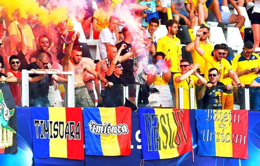 Fanii României, foto: Guliver/gettyimages