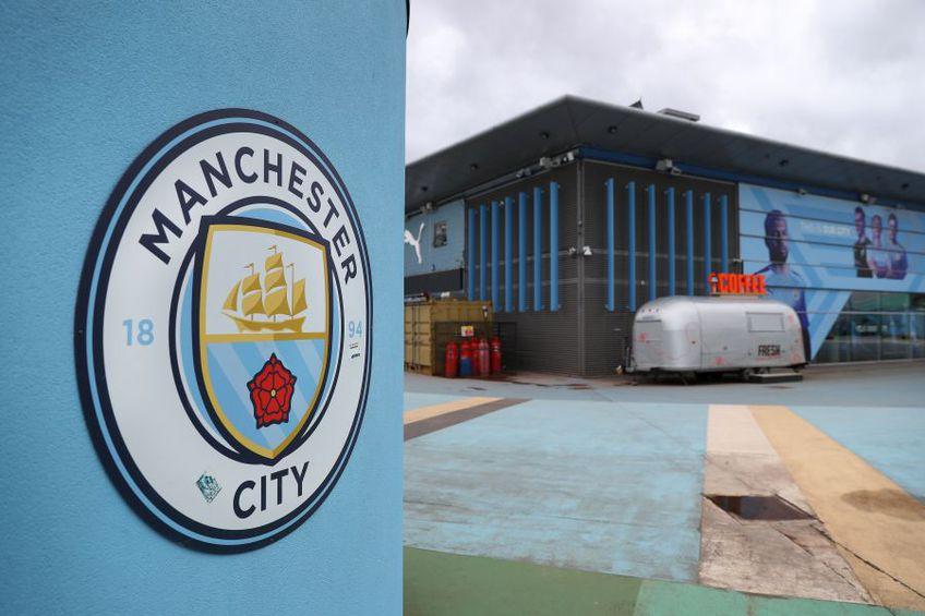 Manchester City a fost exlcusă din Europa pentru 2 sezoane // sursă foto: Guliver/gettyimages