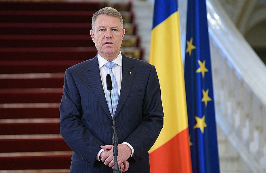 Klaus Iohannis // FOTO: presidency.ro