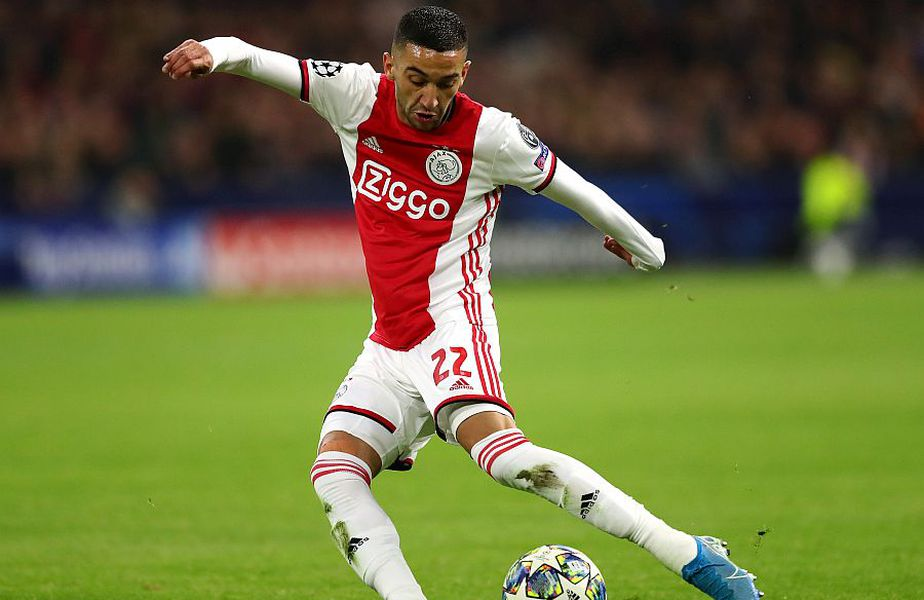 Hakim Ziyech // FOTO: Guliver/GettyImages