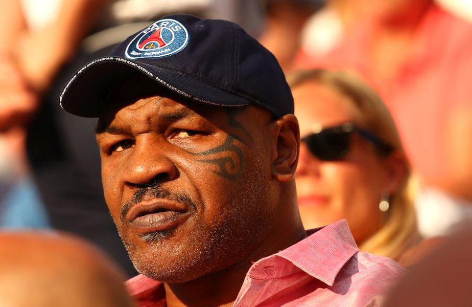 Mike Tyson a anunțat că va reveni în ringul de box // sursă foto: Guliver/gettyimages